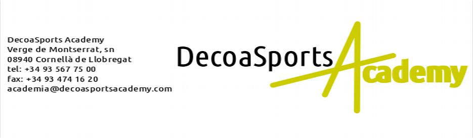 Servicios Academia de alto rendimiento deportivo.