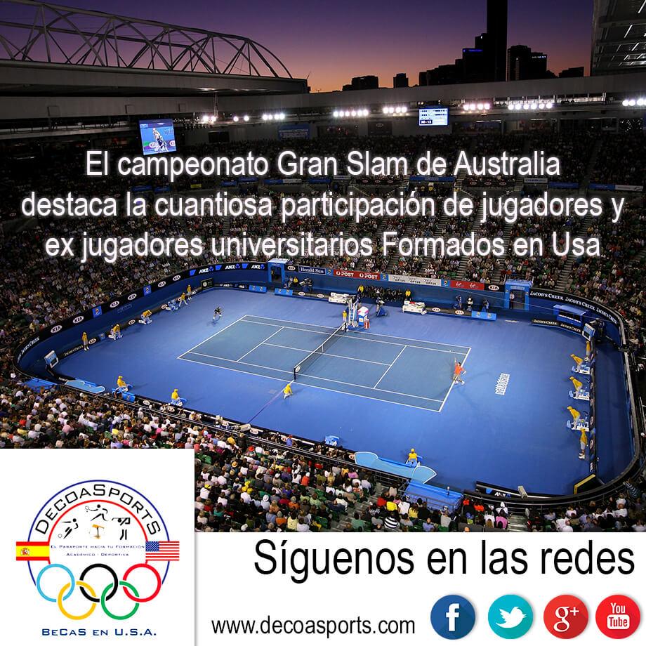 Gran Slam Australia 2015 enero