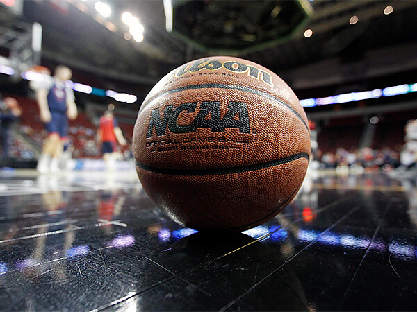 Liga de baloncesto universitaria Usa.