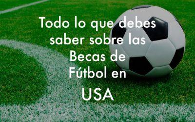 Becas de fútbol en Estados Unidos