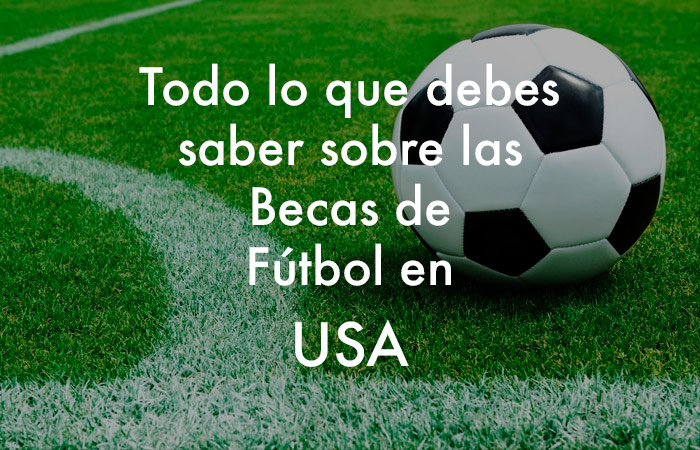 Beca de Fútbol en USA