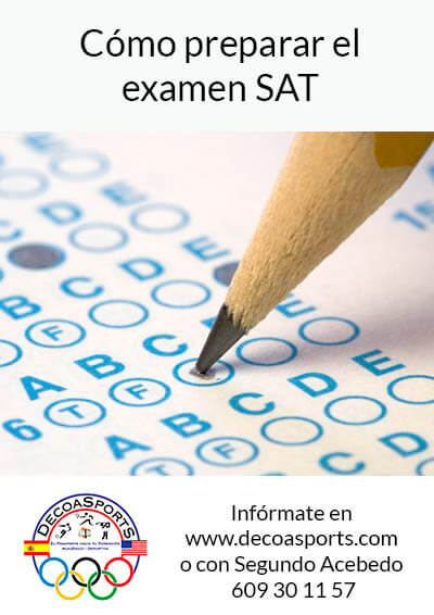 Como preparar el examen de sat