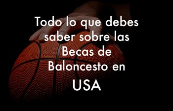 Llegar a lo mas alto del baloncesto mundial con una beca de baloncesto en USA.
