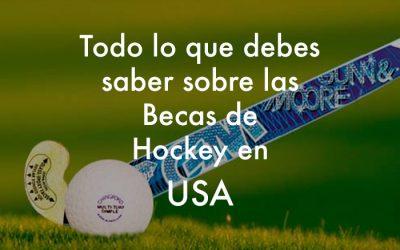 Beca de Hockey hierba en USA