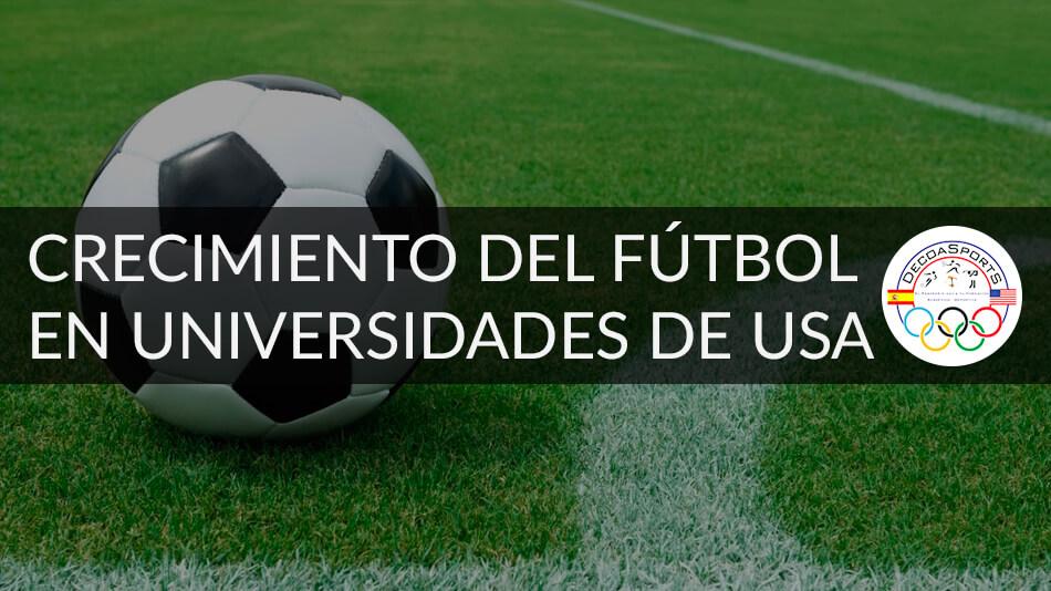 Crecimiento del fútbol en usa