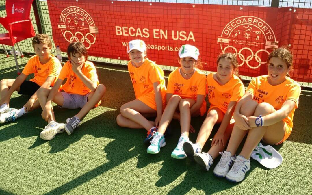 Finaliza el Campeonato de España de Tenis Junior Infantil y Cadete.