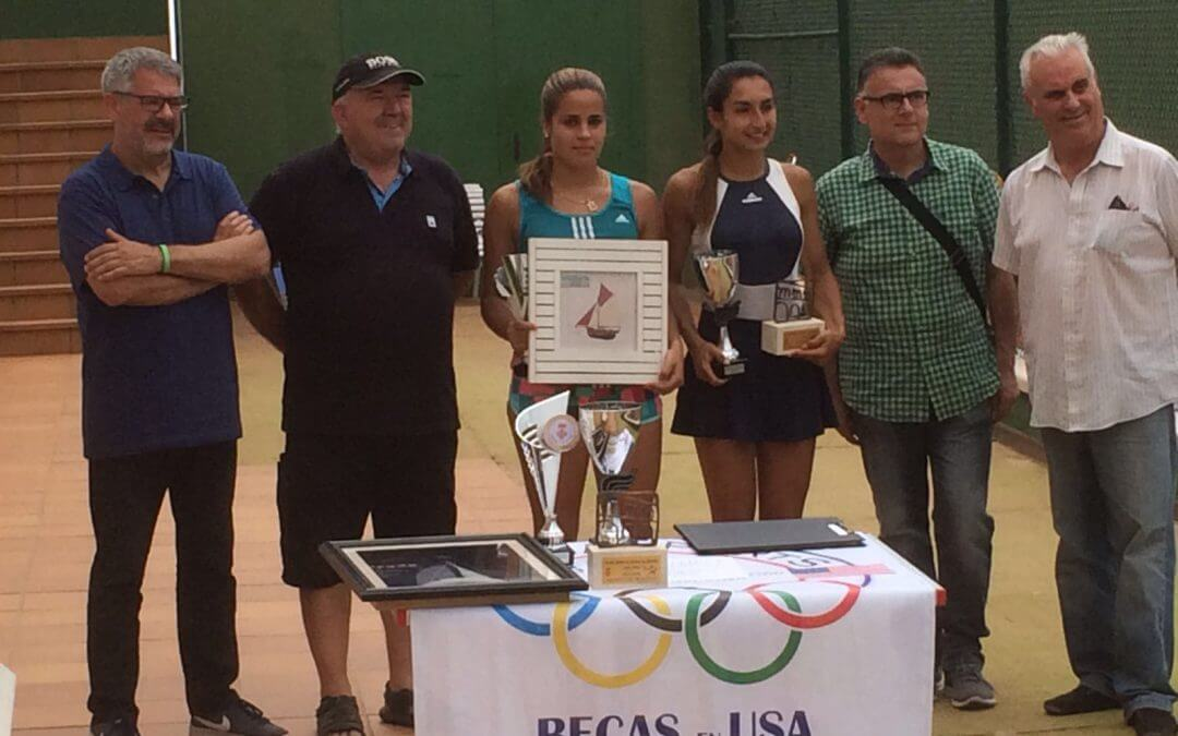 Finaliza el Campeonato de España de Tenis Categoría Juvenil.