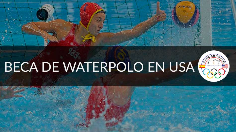 Beca de Waterpolo en USA