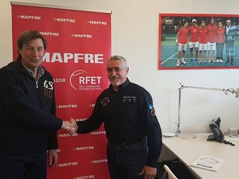 La RFET renueva su acuerdo de colaboración con DecoaSports