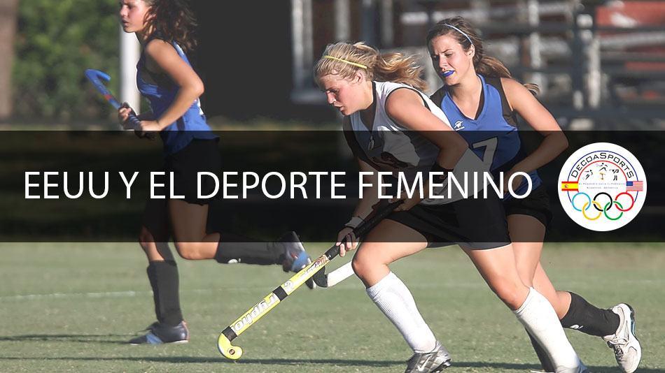 EEUU y el deporte femenino