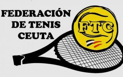 Acuerdo de colaboración con La Federación de Tenis de Ceuta