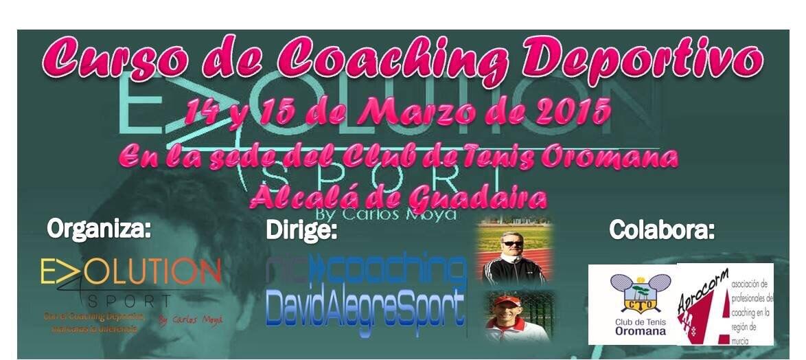 Curso coaching deportivo.