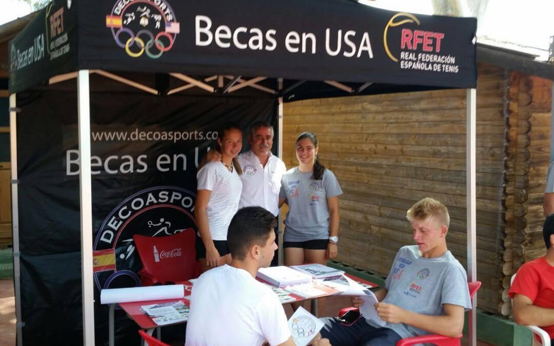 DecoaSports presente en el campeonato cadete de España