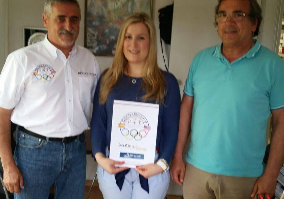 Firma de colaboración con la federación portuguesa de Natación