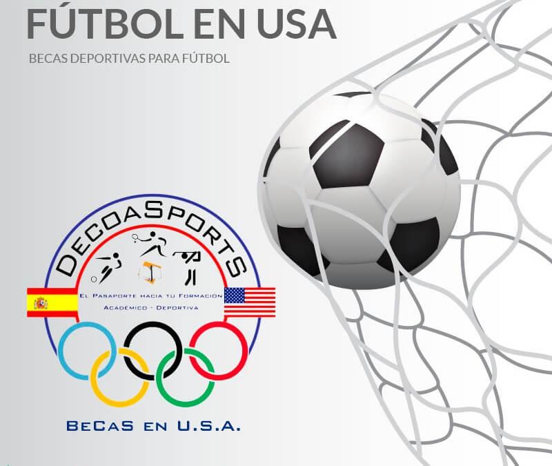 BECAS DEPORTIVAS PARA FUTBOL EN USA
