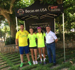 Acuerdo de colaboración con la Federación de Tenis de Ceuta y Decoasports