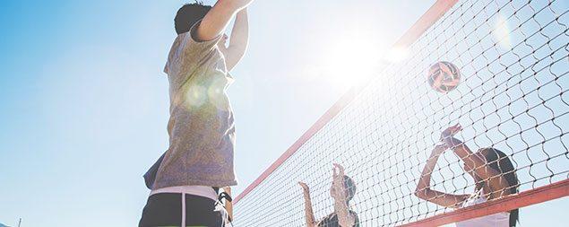 Becas deportivas y académicas en EEUU