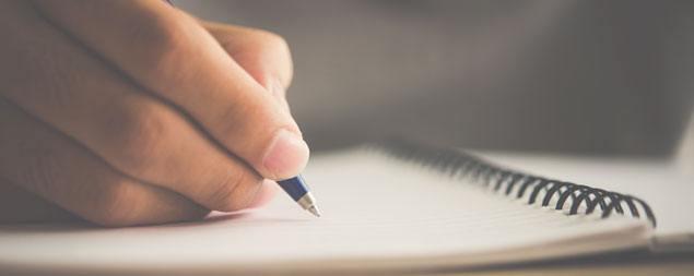 Ensayos y cartas de recomendación