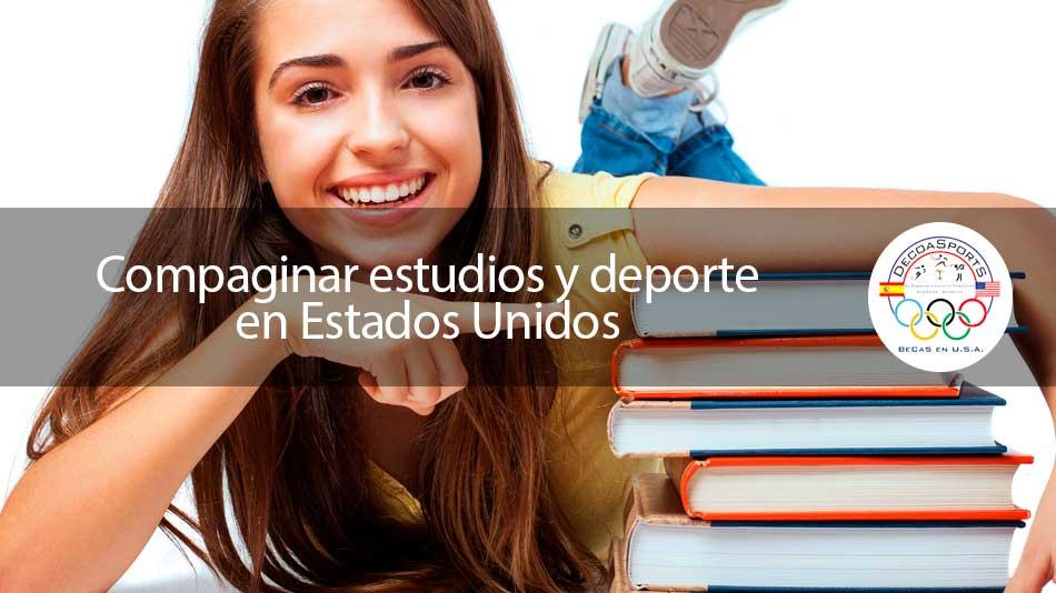 Compaginar Estudios y Deporte en Estados Unidos