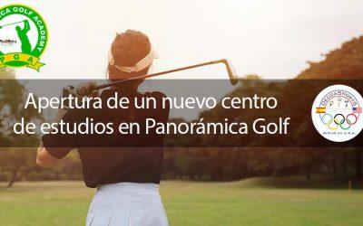 ¡Apertura de un nuevo centro de estudios en Panoramica Golf Sports & Resort!