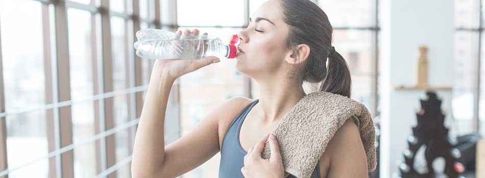 Hidratación continua