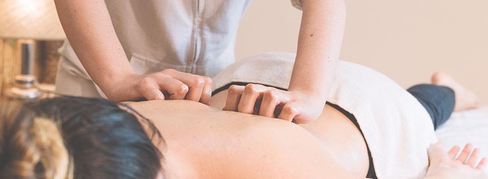 Los beneficios del masaje deportivo