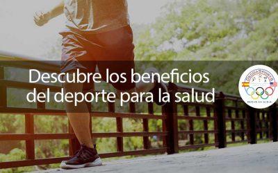 Descubre los beneficios del deporte para la salud